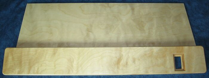 wood Faceplate cover